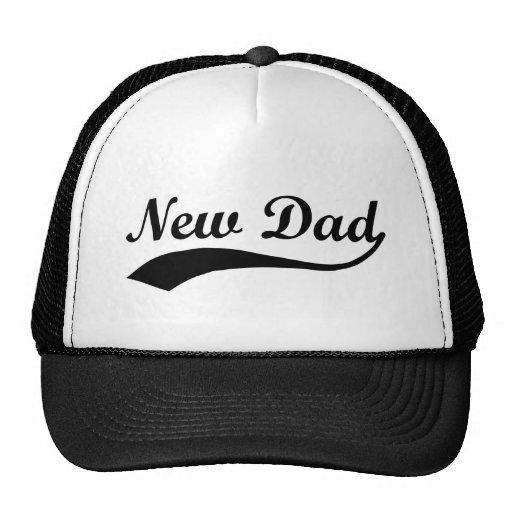 Nuevo papá gorras