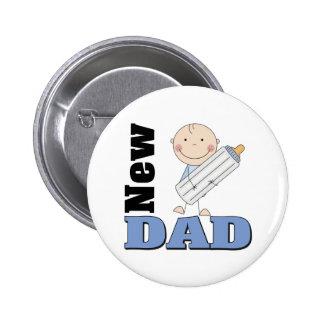 Nuevo papá pins
