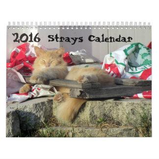 ¡***** NUEVO para 2016!!! El ***** se pierde Calendario De Pared