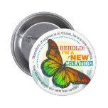 Nuevo Pin de la mariposa de la creación