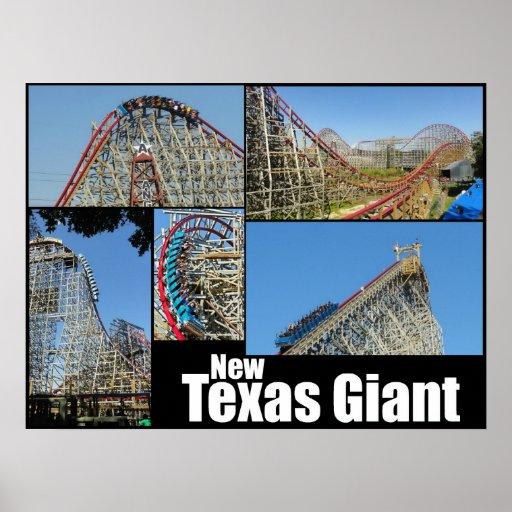 Nuevo poster del gigante de Tejas