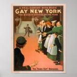 Nuevo poster gay del teatro del caballero de YorkR