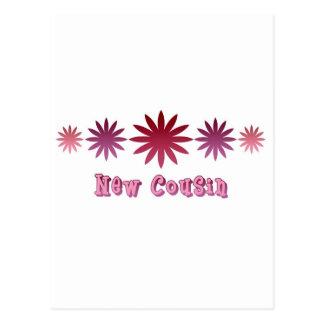 Nuevo primo tarjetas postales