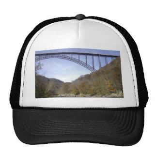 Nuevo puente de George del río Gorras De Camionero