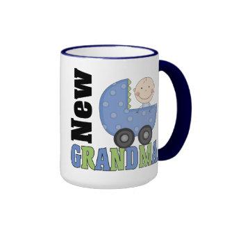 Nuevo regalo de la abuela tazas de café