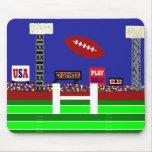 Nuevo regalo de Mousepad del fútbol de 2012 niños Alfombrilla De Raton
