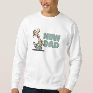 Nuevo regalo divertido del papá suéter