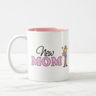 Nuevo regalo lindo de la mamá taza