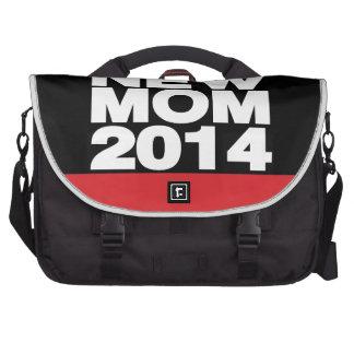 Nuevo rojo 2014 de LG de la mamá Bolsa Para Ordenador