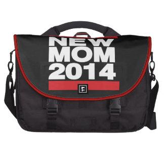 Nuevo rojo de la mamá 2014 bolsa de ordenador