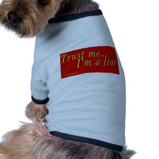 nuevo camiseta con mangas para perro