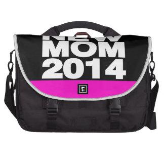 Nuevo rosa 2014 de LG de la mamá Bolsa Para Ordenador
