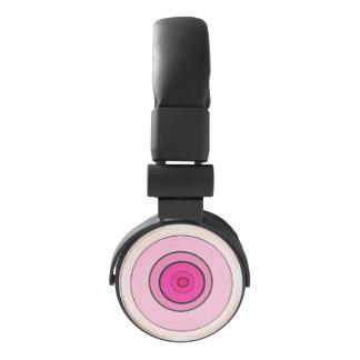 nuevo rosa de la edad auriculares