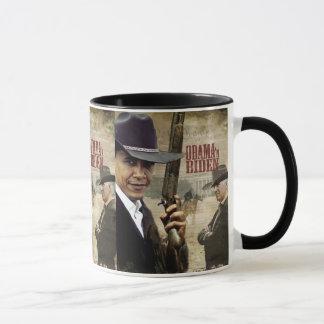 Nuevo sheriff en taza de la ciudad