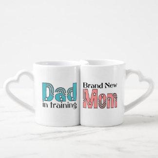 Nuevo sistema de la taza de los pares de la mamá y tazas para enamorados