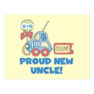 Nuevo tío orgulloso It es camisetas y regalos de Postal