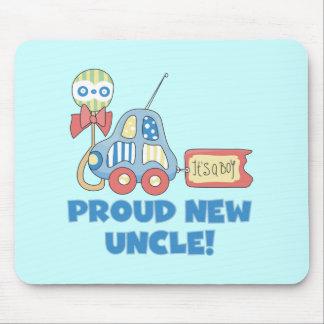 Nuevo tío orgulloso It es camisetas y regalos de u Alfombrillas De Ratón