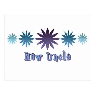 Nuevo tío postal