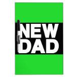 Nuevo verde de LG del papá Pizarras Blancas