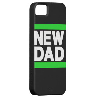Nuevo verde del papá funda para iPhone 5 barely there