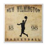 Nuevo Wilmington Pennsylvania baloncesto de 1898 Azulejos