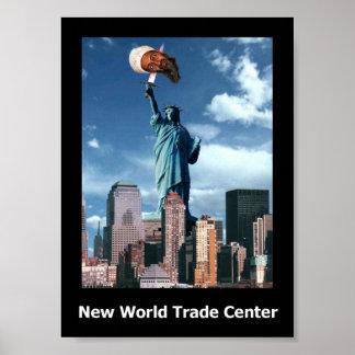 Nuevo World Trade Center Posters