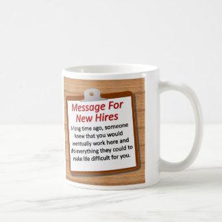 Nuevos alquileres taza de café