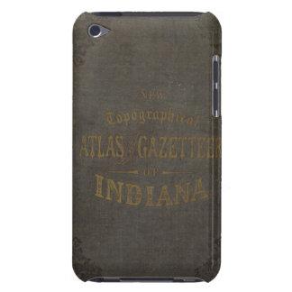 Nuevos atlas y diccionario geográfico topográficos iPod touch Case-Mate carcasas