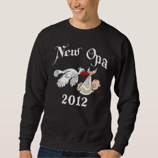 Nuevos camiseta negra de Opa 2012