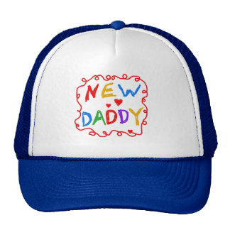 Nuevos camisetas y regalos del papá de los colores gorro de camionero