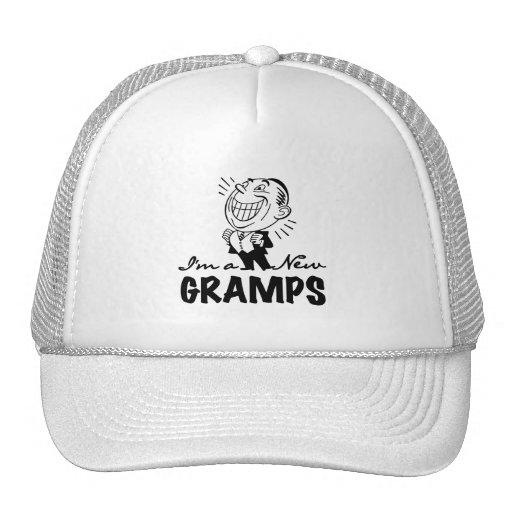 Nuevos camisetas y regalos sonrientes de Gramps Gorro De Camionero