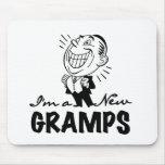 Nuevos camisetas y regalos sonrientes de Gramps Tapete De Ratones