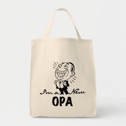 Nuevos camisetas y regalos sonrientes de Opa Bolsa