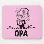 Nuevos camisetas y regalos sonrientes de Opa Tapetes De Ratones