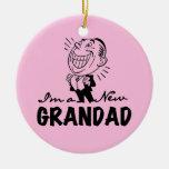 Nuevos camisetas y regalos sonrientes del Grandad Ornato
