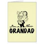 Nuevos camisetas y regalos sonrientes del Grandad Tarjeton