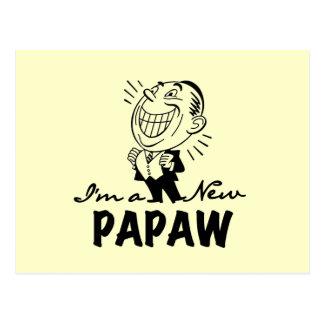 Nuevos camisetas y regalos sonrientes del Papaw Postal