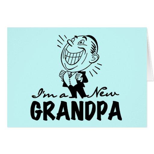 Nuevos camisetas y regalos sonrientes del Papaw Felicitación