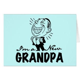 Nuevos camisetas y regalos sonrientes del Papaw Tarjeta De Felicitación