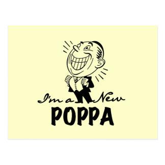Nuevos camisetas y regalos sonrientes del Poppa Tarjetas Postales
