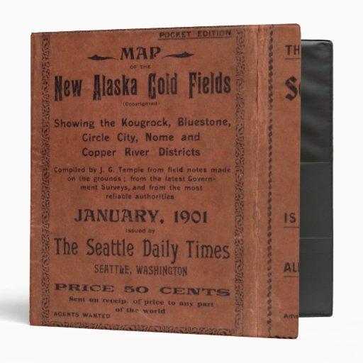 Nuevos campos del oro de Alaska
