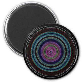 nuevos círculos imán redondo 5 cm