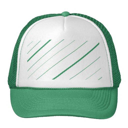 NUEVOS estípites verdes Gorras De Camionero