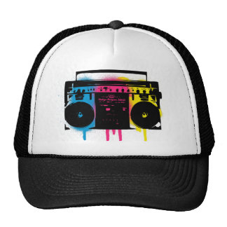 Nuevos gorras y casquillos de la calle del diseñad