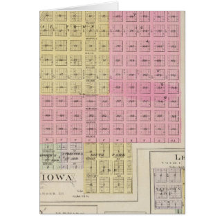 Nuevos Kiowa Sun City Stanley y Holliday Kansa Tarjetas