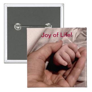 Nuevos mamá y bebé - alegría de la vida pins
