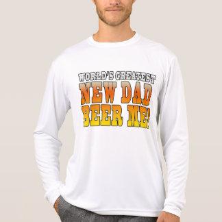 Nuevos padres divertidos: Papá más grande de los m Camisetas
