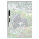 Nuevos potro y bosque negros Reino Unido del bosqu Pizarras Blancas De Calidad