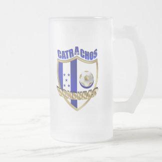 Nuevos regalos 2010 del futbol del Los Catrachos H Taza De Café