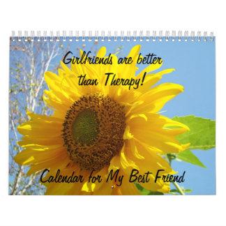 Nuevos regalos de vacaciones populares de los calendario de pared